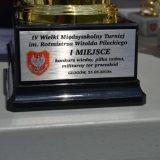 Turniej im Pileckiego w piłkę nożną-1